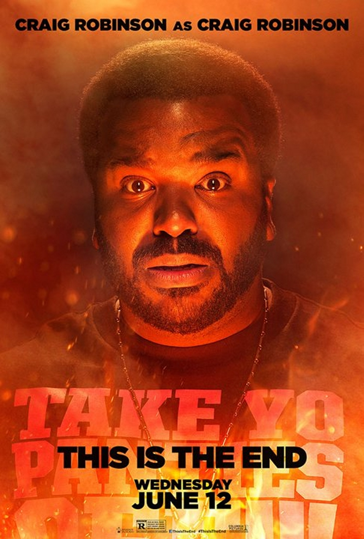 Craig Robinson - This is the end Movie